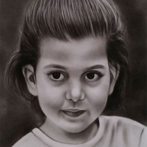 طراحی چهره کودک