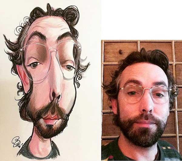 قیمت کاریکاتور