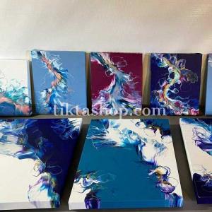 فروش تابلو نقاشی | هیجان رنگ