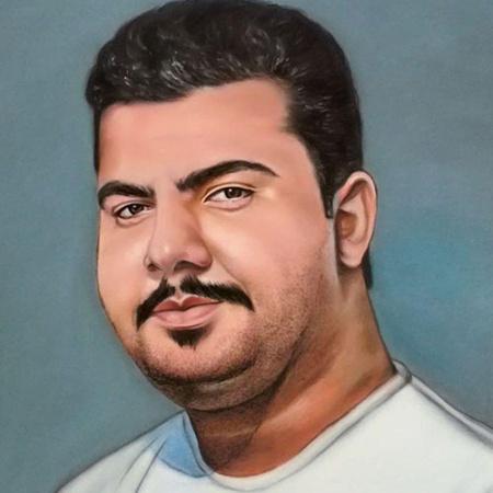 نقاشی چهره پاستل