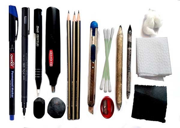 ابزار مورد نیاز طراحی
